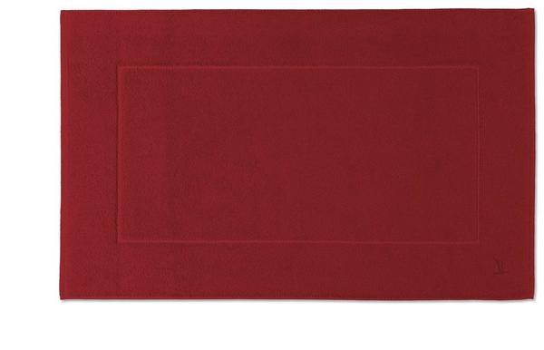 Möve Basic 60x100cm rubin