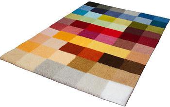 Kleine Wolke Cubetto 75x120cm multicolor