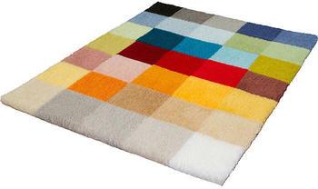 Kleine Wolke Cubetto 65x90cm multicolor