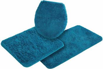 Bruno Banani Lana 50x90cm 3-tlg. mosaic blue