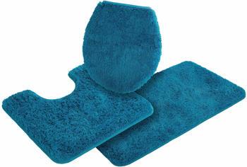 Bruno Banani Lana für Stand-WC 50x90cm 3-tlg. mosaic blue