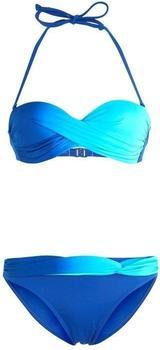 Lascana Bügel-Bandeau-Bikini blau-türkis (10035506373)