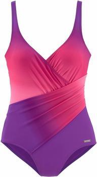 Lascana Badeanzug lila-pink (10029192921)
