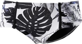 Seafolly Palm Beach Wide Side Retro Bikini Pant black (40137-168)