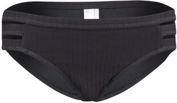 Seafolly Inka Rib Multi Strap Hipster Bikini Pant black (40284-165)