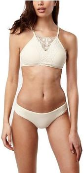 O´Neill Lace High Neck Bikini white
