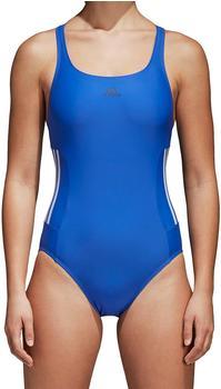 a3f596ac5d3ad Adidas Damen Badeanzug Essence Core 3S 1Pc Hi-Res blue/white