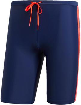 Adidas Men Swimming Tapered Swim Jammers tech indigo/appsoldar red (FJ4748)
