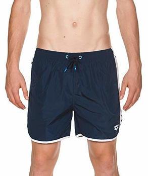 Arena Team Stripe Boxer navy/white/navy (001834)