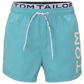 Tom Tailor Badeshorts turquoise (429619 0010)