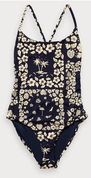 Scotch & Soda Badeanzug mit Blumen-Print combo c