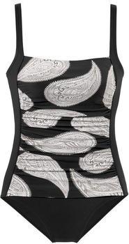 Lascana Badeanzug schwarz-bedruckt (49109941)