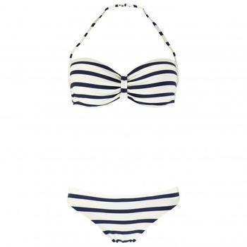 Barts Misty Bandeau Bikini white (5965)