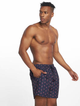 Urban Classics Pattern swim Shorts (TB2679-01696-0037) flamingo