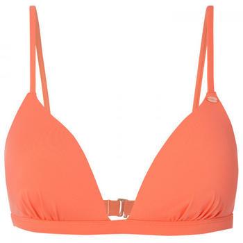 O'Neill Fiji Mix Triangle Bikini Top (0A8510) mandarine