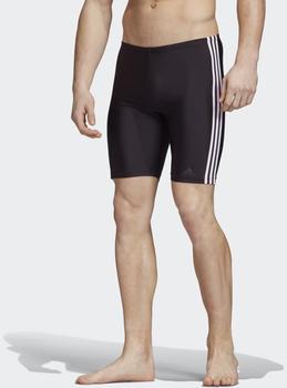 Adidas 3-Streifen Jammer-Badehose black/white (DP7541-0002)