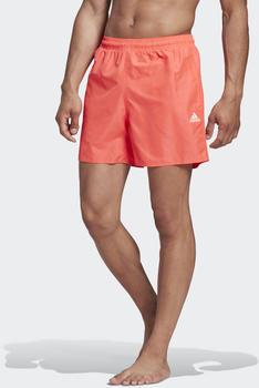 Adidas CLX Solid Badeshorts signal pink (FS4002-0006)