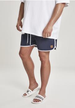 Urban Classics Retro Swimshorts (TB2050-01200-0037) navy/white