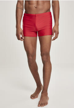 Urban Classics Basic Swim Trunk (TB2916-00697-0046) fire red