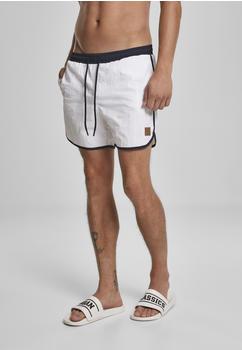 Urban Classics Retro Swimshorts (TB2050-01289-0042) white/navy