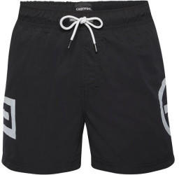 Chiemsee Swim Shorts Plus-Minus-Design black/white