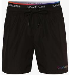 Calvin Klein Medium Double Waistband Shorts Pride (KM0KM00645) black