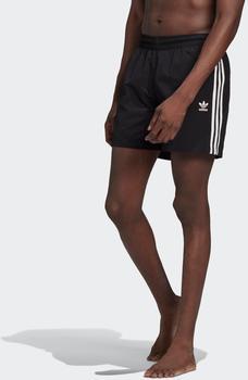 Adidas Adicolor Classics 3-Stripes Swim Shorts black (GN3523)