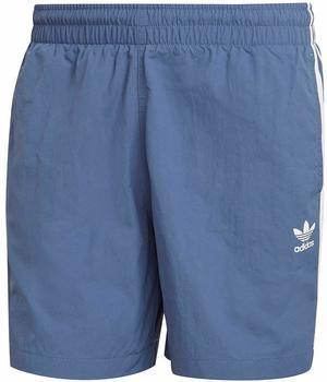 Adidas Adicolor Classics 3-Stripes Swim Shorts crew blue (GN3527)