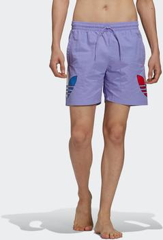 Adidas Adicolor Swim Shorts light purple (GN3569)