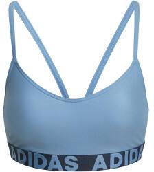 Adidas Womens Beach Branded Bikini hazy blue