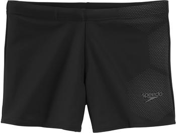 Speedo Tech Logo Swim Shorts (11354F) tech black/ardesia