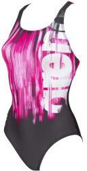 Arena Swimwear Arena Drawing Swim Pro Back One Piece black/pink