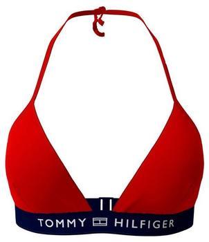 Tommy Hilfiger Padded Triangle Bikini Top primary red (UW0UW02708-XLG)