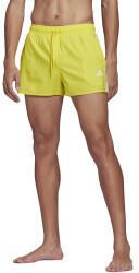 Adidas 3S CLX VSL Shorts (FJ3370) shock yellow