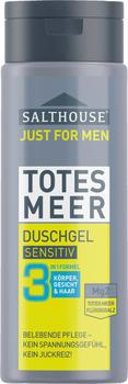 Salthouse Just For Men Totes Meer Duschgel Sensitiv (250ml)