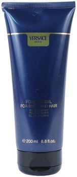 Versace Man Foaming Gel for Body & Hair (200 ml)