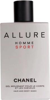 Chanel Allure Homme Sport Hair & Body Wash (200 ml)