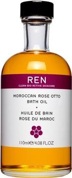 REN Moroccan Rose Bath Oil (110ml)