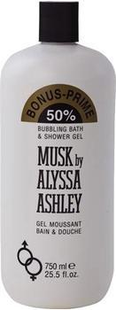 Alyssa Ashley Musk Bath & Shower Gel (500 ml)