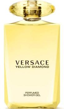 Versace Yellow Diamond Perfumed Shower Gel (200 ml)