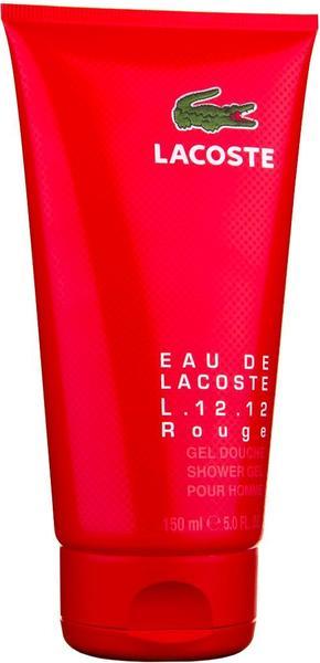 Lacoste L.12.12. Rouge Shower Gel (150 ml)