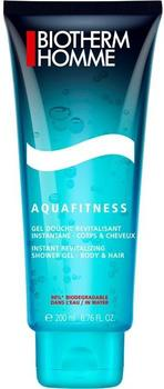 Biotherm Homme Aquafitness 2013 Duschgel (200 ml)