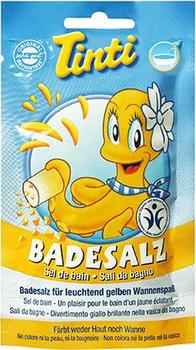 Tinti Badesalz gelb (60g)