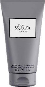 S.Oliver For Him Shower Gel & Shampoo (150ml)