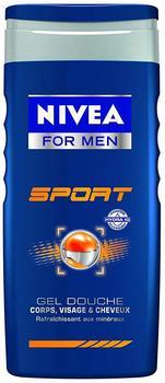 Nivea Men Sport Pflegedusche Haut & Haar (250 ml)
