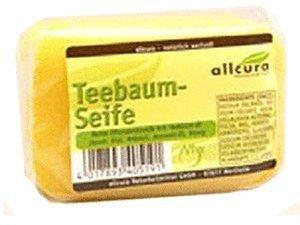 Allcura Teebaum Seife (100 g)