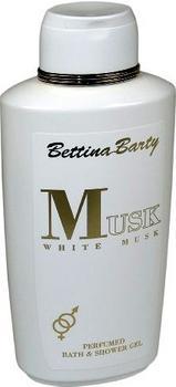 Bettina Barty White Musk Bath & Shower Gel (500 ml)