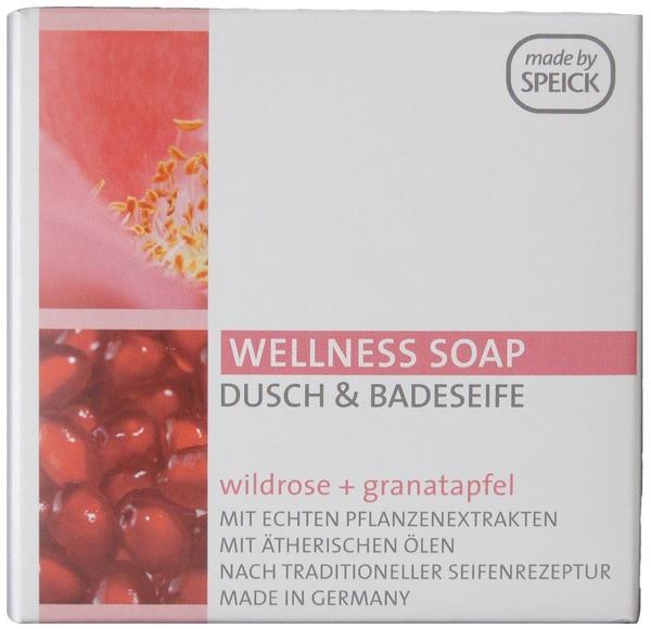 Speick Wellness Dusch und Badeseife Wildrose Granatapfel (200 g)