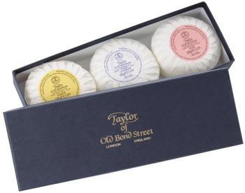 Taylor of Old Bond Street Mixed Hand Soap Handseife (3 x 100 g)