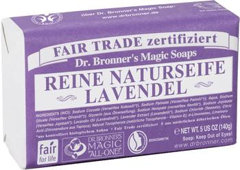 Dr. Bronner's Stückseife Lavendel (140g)